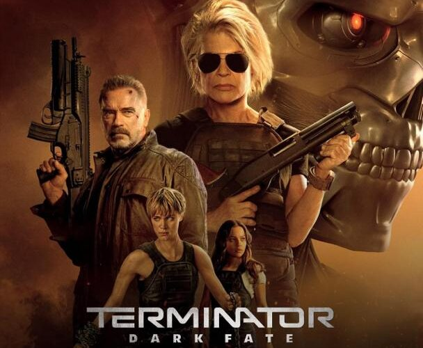 Arnold Schwarzenegger est #DeRetour dans TERMINATOR DARK FATE, ce vendredi 26 juin à 20H30 GMT sur CANAL+